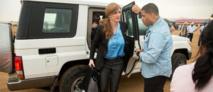 Cameroun : le convoi de l'ambassadrice américaine à l`ONU percute et tue un enfant