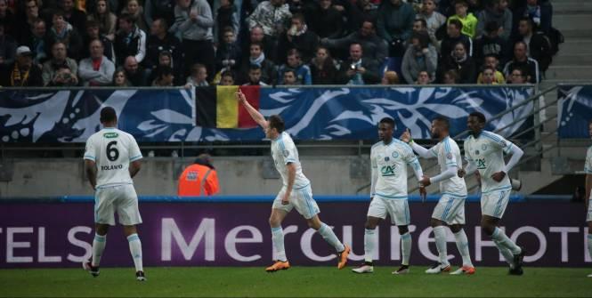 L'OM va retrouver le PSG en finale de la Coupe de France !