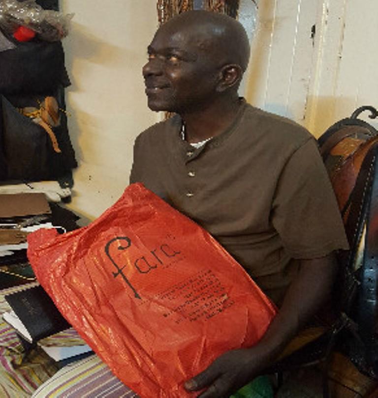 Demba Diop alias Mba ne crachera pas sur une aide des pouvoirs publics