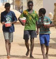 Partis mendier en Gambie: 17 talibés sénégalais retenus chez Jammeh