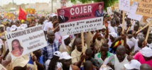 La Cojer de Paris manifeste devant la résidence de l'Ambassadeur: «Macky, on est fâchés, recevez-nous»