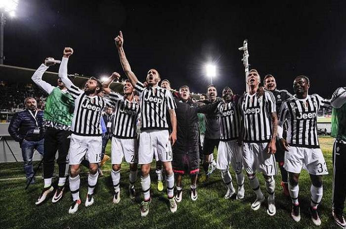 La Juventus Turin remporte un nouveau titre de champion d'Italie