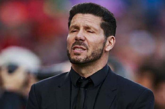 Liga, Diego Simeone suspendu jusqu'à la fin de la saison
