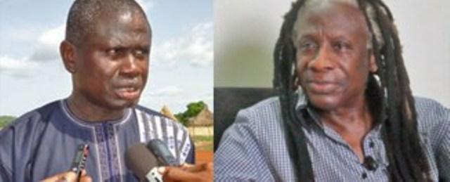 Situation politique en Gambie : Seydi Gassama fracasse Ouza Diallo « il raconte des contrevérités »