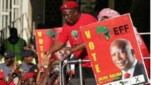 Afrique du Sud : Malema en campagne