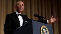 Etats-Unis: Obama cloue Trump au pilori pour son ultime dîner des correspondants