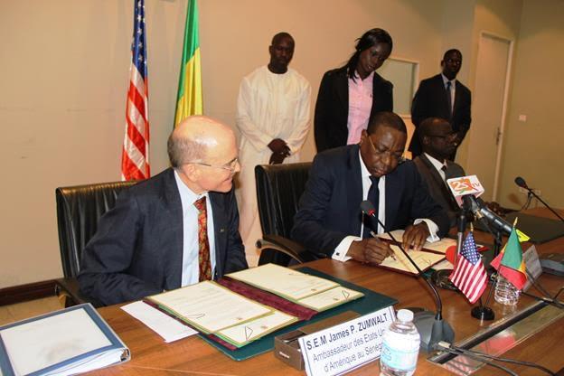 Intérêts de sécurité: accord de défense entre le Sénégal et les Etats-Unis