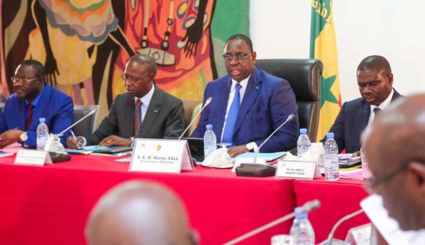 Le communiqué du Conseil des ministres du mercredi 4 mai 2016