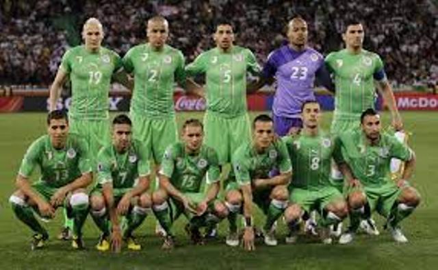 Classement Fifa: l'Algérie toujours en tête du continent africain
