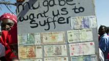 Le Zimbabwe va imprimer sa version du dollar