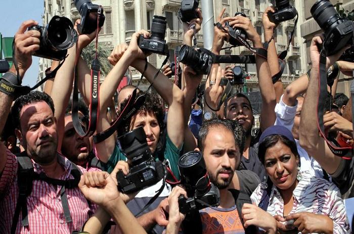 Egypte: vives tensions entre le syndicat des journalistes et le ministère de l'Intérieur