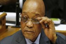 Afrique du Sud: devant un Parlement clairsemé, Zuma déplore la cacophonie