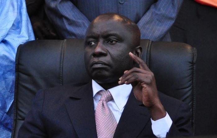 Idrissa Seck propose la mise sur pied d'un Conseil Suprême de la République (CSR)