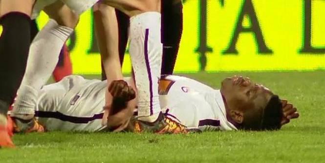 Décès de Patrick Ekeng, victime d'un malaise cardiaque en plein match