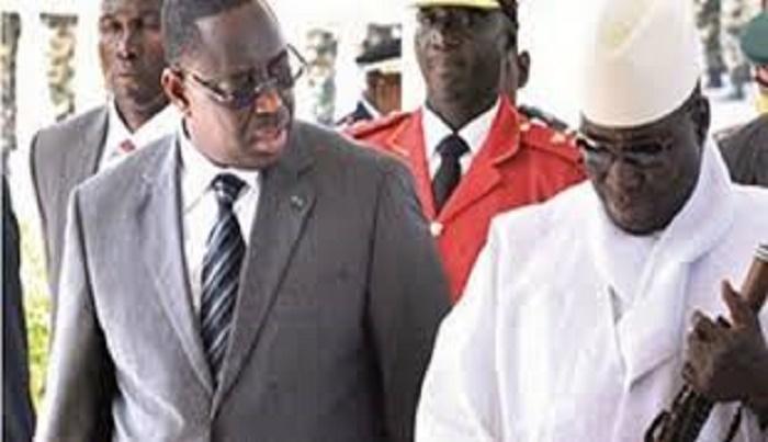 Blocus Transgambienne : les présidents Sall et Jammeh invités à se retrouver autour d'une même table pour dialoguer