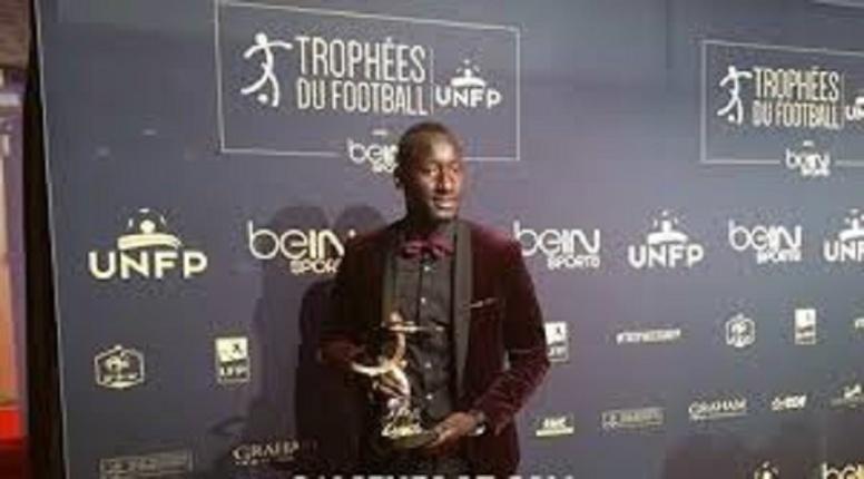 Trophées UNFP : Famara Diédhiou meilleur joueur de Ligue 2
