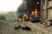 Irak: au moins 12 morts dans un attentat sur un marché à Bagdad