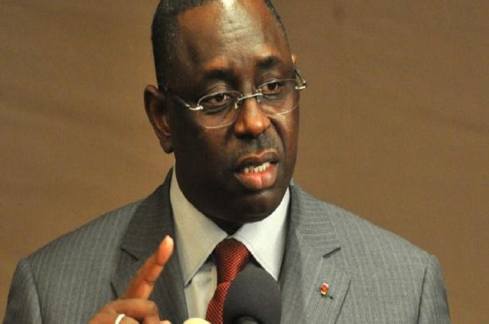 Macky Sall : «La lutte contre le terrorisme commence par la lutte contre la pauvreté»