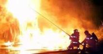Gabon – Incendie au marché Mont-Bouët : des Sénégalais ont perdu beaucoup de marchandises