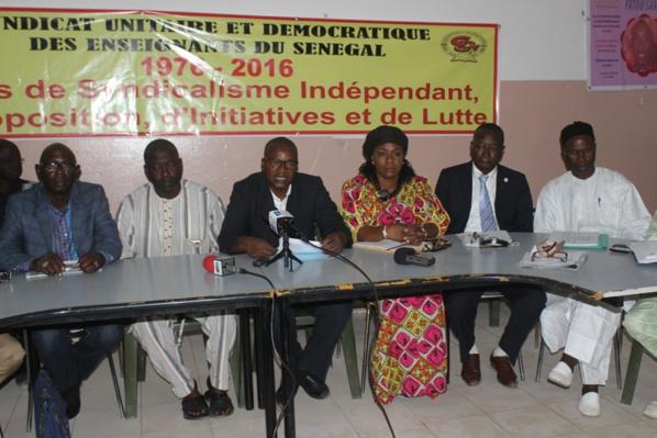 Crise scolaire : le Fuse suspend son mot d'ordre de grève et exige l'application des accords signés