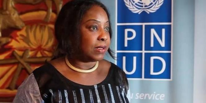 FIFA: Fatma Samoura, nouvelle n°2, veut «aider le football à retrouver son image»