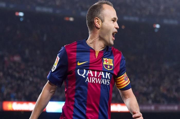 Iniesta entre dans l'histoire du foot espagnol !