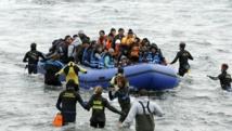 Grèce: les arrivées de migrants en forte baisse