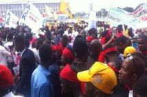 RDC: le parti de Joseph Kabila hausse le ton