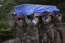 Mali: 5 Casques bleus tchadiens tués dans une embuscade dans la région de Kidal
