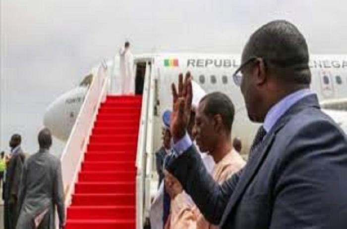 Visite officielle : Macky Sall a quitté Dakar ce mercredi pour le Kazakhstan