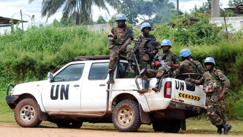 RDC: Tensions à Kinshasa lors d'une marche de solidarité aux victimes de Beni