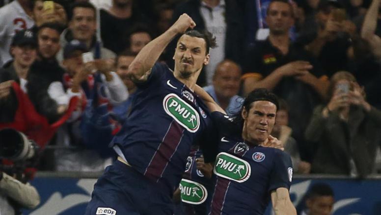 Foot: face à Marseille, le PSG gagne sa dixième Coupe de France