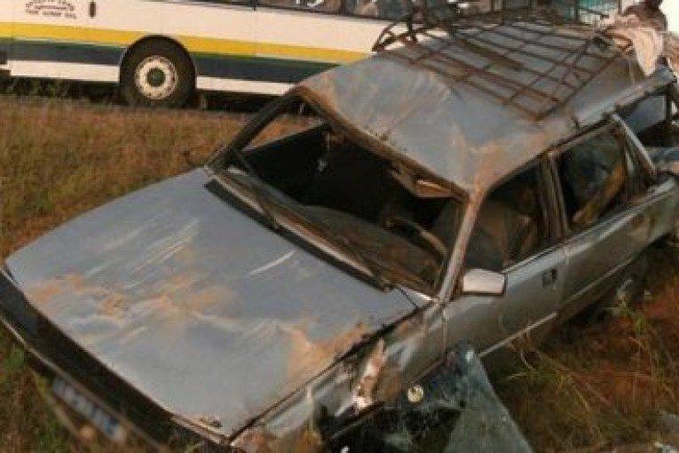 Drame à Sédhiou : un accident fait un mort et trois blessés graves
