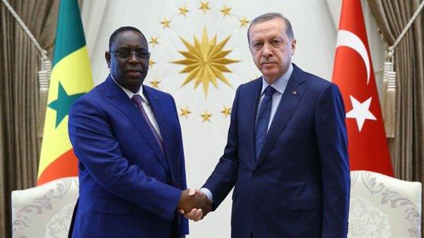 Turquie : le Président Macky Sall est arrivé ce matin à Ankara