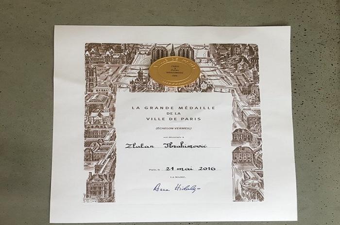 PSG : la nouvelle récompense d'Ibra !