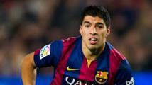 Barça : l'indisponibilité de Suarez est connue