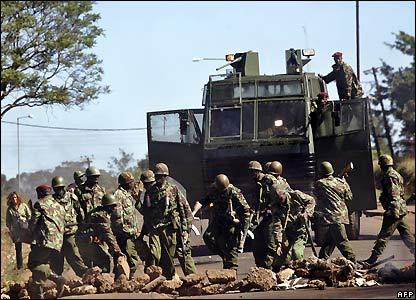 Kenya: au moins 3 morts dans les affrontements entre police et manifestants