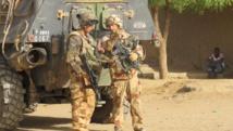 Des opérations des forces françaises en cours dans le nord du Mali