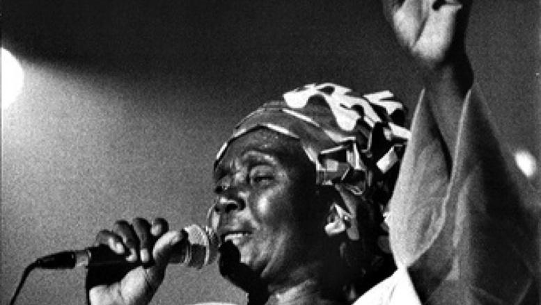 Anne-Marie Nzié, la «Voix d'or» du Cameroun s'est tue