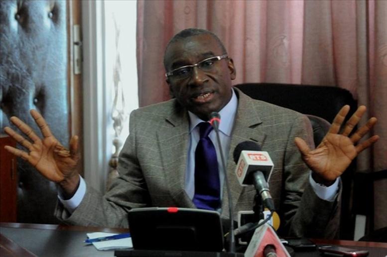 Rapport OFNAC: la réaction du ministre de la Justice, Me Sidiki Kaba