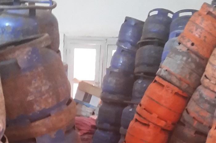 Les images de la drogue saisie par les douaniers.