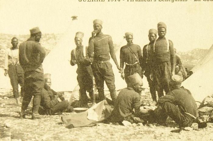 Centenaire de la bataille de Verdun: les Africains aussi