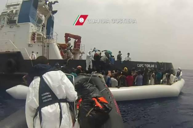 Naufrage de migrants: le HCR redoute 700 morts en une semaine
