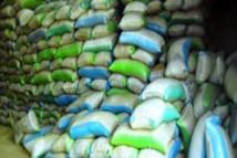 Tivaouane : 10 tonnes de riz avarié saisies