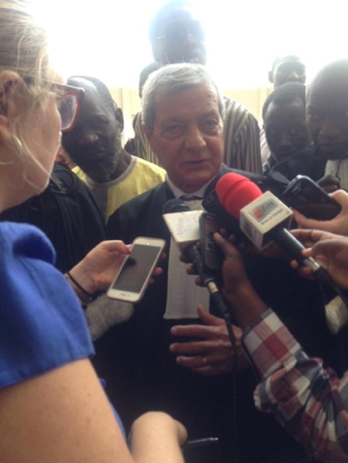 Perpétuité pour Habré: «Le verdict est d'une extrême sévérité», Me Mounir Ballal