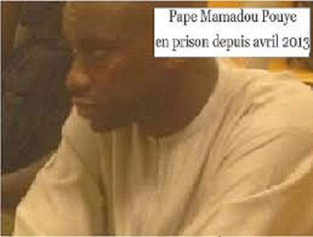 Dernière minute - Camp pénal: Pape Mamadou Pouye n'attend que la notification de l'arrêté du ministre de la Justice