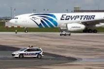 Détection du signal d'un enregistreur du vol EgyptAir