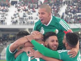 Football : l'Algérie bat les Seychelles (2-0) et se qualifie pour la CAN 2017