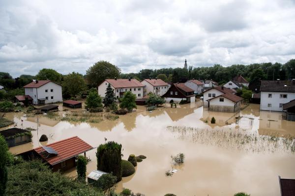 Inondations: 9 morts et 3 disparus en Allemagne