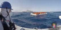 Au moins 700 migrants à bord du bateau naufragé en Grèce